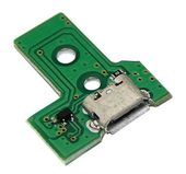 Płytka z taśmą F001-V1 JDS-030 gniazdo pada PS4 zdjęcie 4