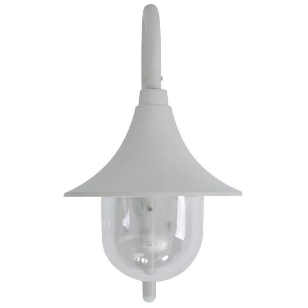 LAMPA LAMPKA ŚCIENNA OGRODOWA ALUMINIUM 42cm na Arena.pl