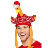 CZAPKA świąteczny INDYK indyka KURCZAK kura