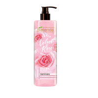 Bielenda Super skin diet velvet rose Olejek do kąpieli/pod prysznic 400ml