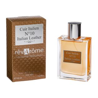 Revarome No. 10 Italian Leather For Men Woda Toaletowa Spray 100Ml