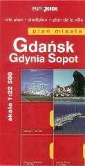 Plan Miasta EuroPilot. Gdańsk Gdynia Sopot br praca zbiorowa