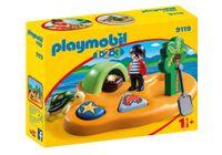 Wyspa piracka 9119 Playmobil