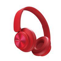 Słuchawki bezprzewodowe nauszne XO XO-B24 bluetooth czerwone