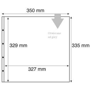 Maximum 1C - karty na arkusze przeźr - LEUCHTTURM