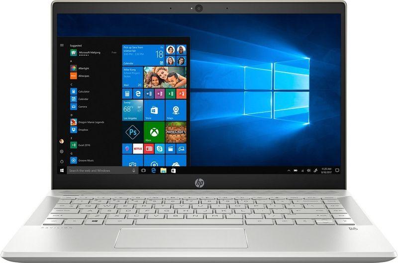 HP Pavilion 14 Intel i3-8130U 256B SSD NVMe Win10 - PROMOCYJNA CENA zdjęcie 1