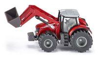 Siku - Traktor Massey Ferguson z ładowarką 1985
