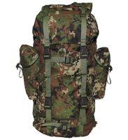 Duży plecak BW turystyczny 65 l vegetato