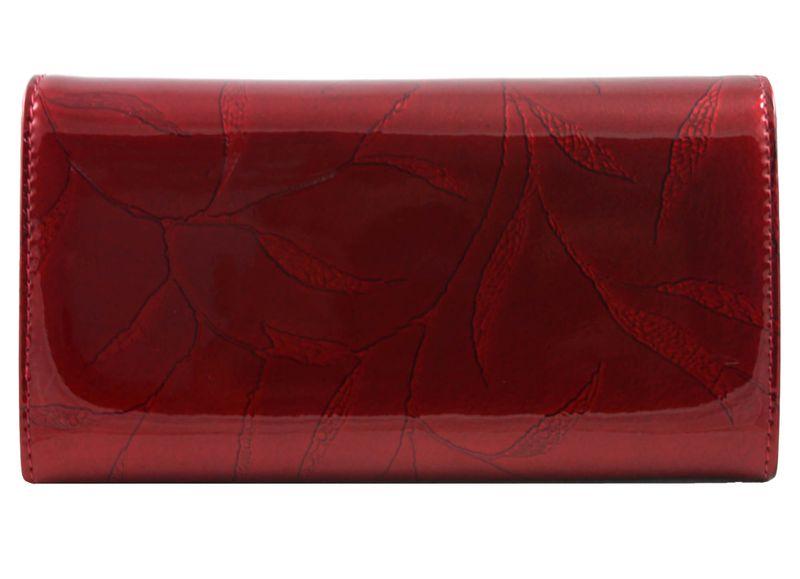 8874cfb65e2e7 Lakierowany portfel damski Pierre Cardin, czerwony • Arena.pl