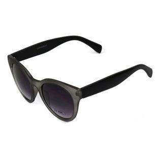 Okulary przeciwsłoneczne damskie kocie przydymione
