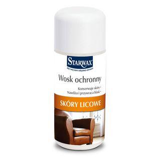 Starwax Wosk ochronny do skóry naturalnej (43006)