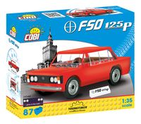 Cobi Klocki Youngtimer Collection FSO 125p
