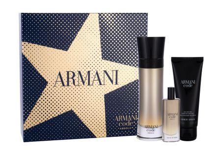 Giorgio Armani Code Absolu Woda perfumowana 110ml zestaw upominkowy
