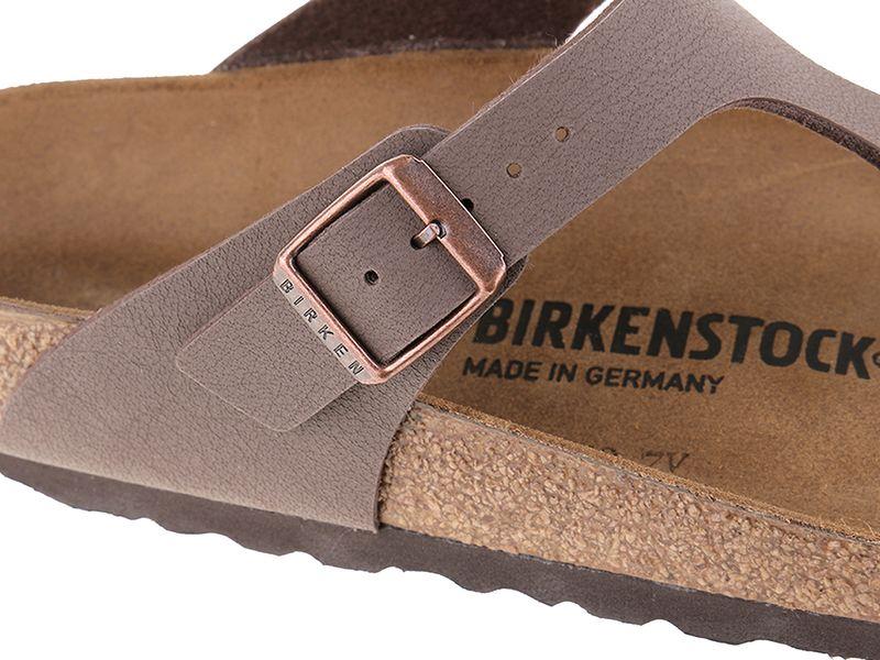 Birkenstock Gizeh BF Mocca 0043751 R. 37 zdjęcie 7