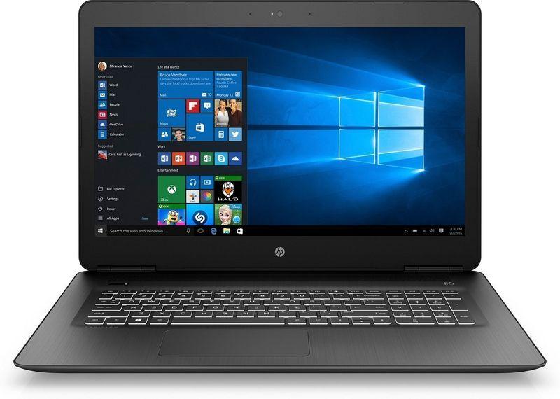 HP Pavilion 17 Intel i5-8300H Quad 8GB 1TB GTX1050 zdjęcie 1