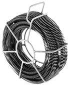 Spirala do rur - zestaw - 6 x 2,45 m / Ø 16 mm MSW MSW-CABLE SET 1 zdjęcie 2