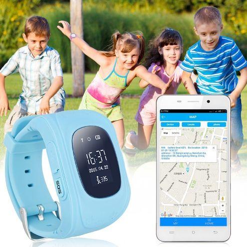 SmartWatch dla dzieci zegarek G36 z lokalizatorem GSM SIM T189 zdjęcie 10