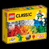 LEGO Classic - Kreatywne budowanie 10693 zdjęcie 1