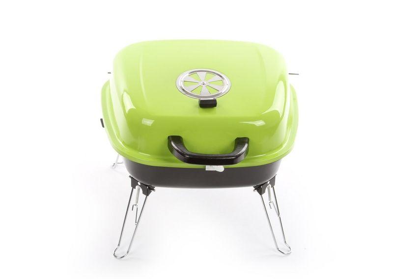 Grill ogrodowy węglowy, BBQ, grill przenośny zdjęcie 9