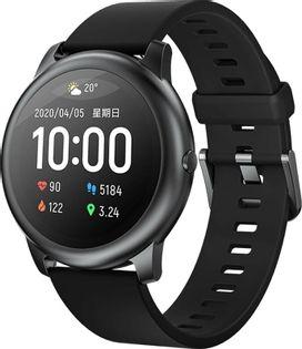 Haylou LS05 Solar Smartwatch Bluetooth 5.0 IP68 Czarny