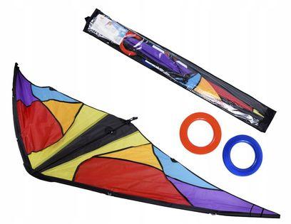 Latawiec SMJ Sport CLOUDY EYE 160 x 80 cm LATAWIEC