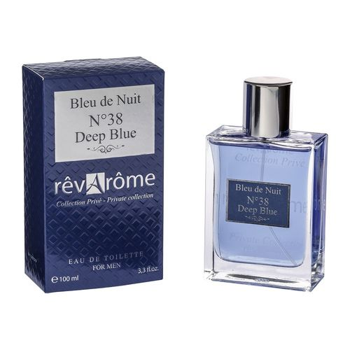 Revarome No. 38 Deep Blue For Men Woda Toaletowa Spray 100Ml na Arena.pl
