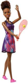 Mattel Lalka Barbie Kariera Tenisistka