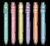 Długopis żelowy wymazywalny LAMAS Lamy automatyczny  (29652PTR)