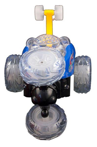 SAMOCHÓD MINI RACER TUMBLER STUNT, TWISTER TANCERZ - SUPER AUTO !!! zdjęcie 2