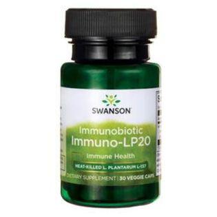 SWANSON Immuno LP20 30kaps Lactobacillus plantarum