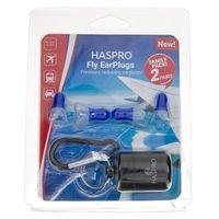 Haspro Fly Family Pack Zestaw rodzinny zatyczek do uszu do podróży