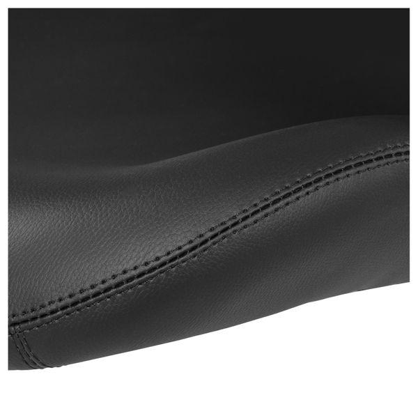 Krzesło kosmetyczne - czarne Physa Andria Black zdjęcie 4