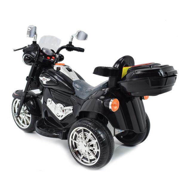 MOTOR CHOPPER Z OPARCIEM I DŹWIĘKAMI/C119 zdjęcie 3