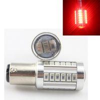LED czerwona BAY15D, P21/5W, 1157, 7277 dwuwłóknowa 12V  CANBUS 1000lm