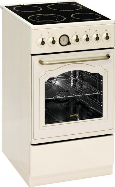 Kuchnia Ceramiczna Retro Gorenje Ec 55 Cli1 N Smeg Arena Pl