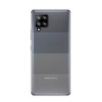 PURO 0.3 Nude Etui do Samsung Galaxy A42 5G (przezroczysty)