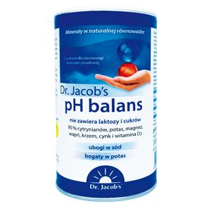 pH Balans proszek 300g - Dr. Jacob's