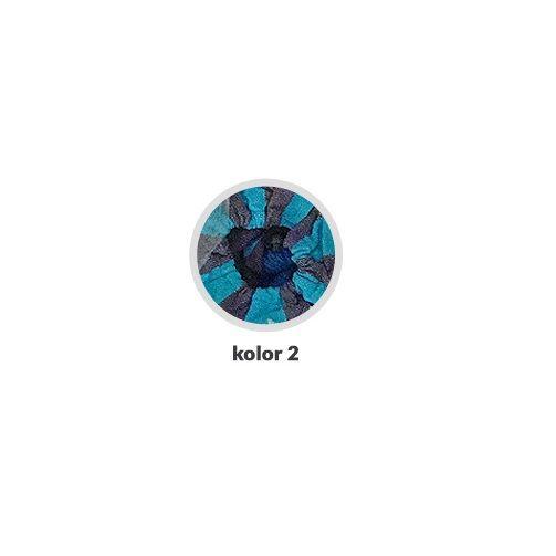 hamak dwuosobowy 220x160cm XXL ogrodowy kolory zdjęcie 4