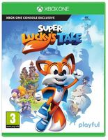 Super Lukys Tale PL Xbox One