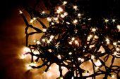 Lampki Choinkowe 100 Led Białe Ciepłe 8 Funkcji 9M