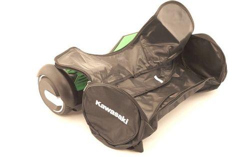 Kawasaki Torba na jeździk czarna koła 8 cali