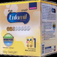Mleko Enfamil 1 Premium, 1200g - Długi termin ważności!