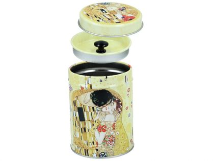 Puszka - G. Klimt, Pocałunek (CARMANI)