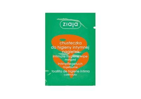 ZIAJA Intima Nagietek - chusteczka do higieny intymnej