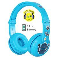Słuchawki Bluetooth dla Dzieci BUDDYPHONES 3+ Play 75/85/94dB Nieb.