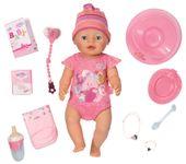 BABY BORN LALKA INTERAKTYWNA BOBAS GIRL 822005