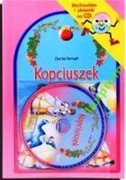 Kopciuszek+cd słuchowisko piosenki książka # bajki
