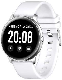 Zegarek Smartwatch Rubicon Rnce40 White/silver