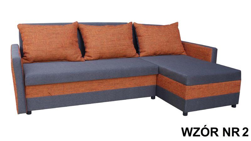 Narożnik Panama funkcja spania SZYBKA DOSTAWA łóżko ROGÓWKA sofa zdjęcie 7