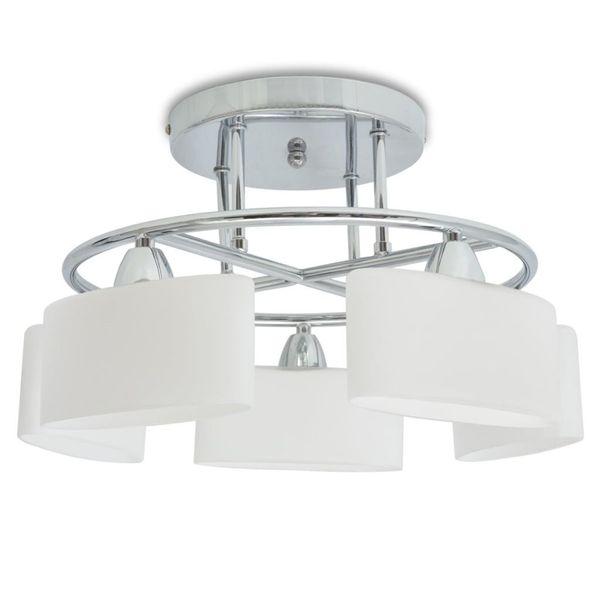 LAMPA SUFITOWA SZKLANE KLOSZE ELIPSA DO DOMU SALONU WEWNĘTRZNA na Arena.pl